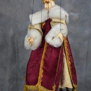 marionnette artisanale doge