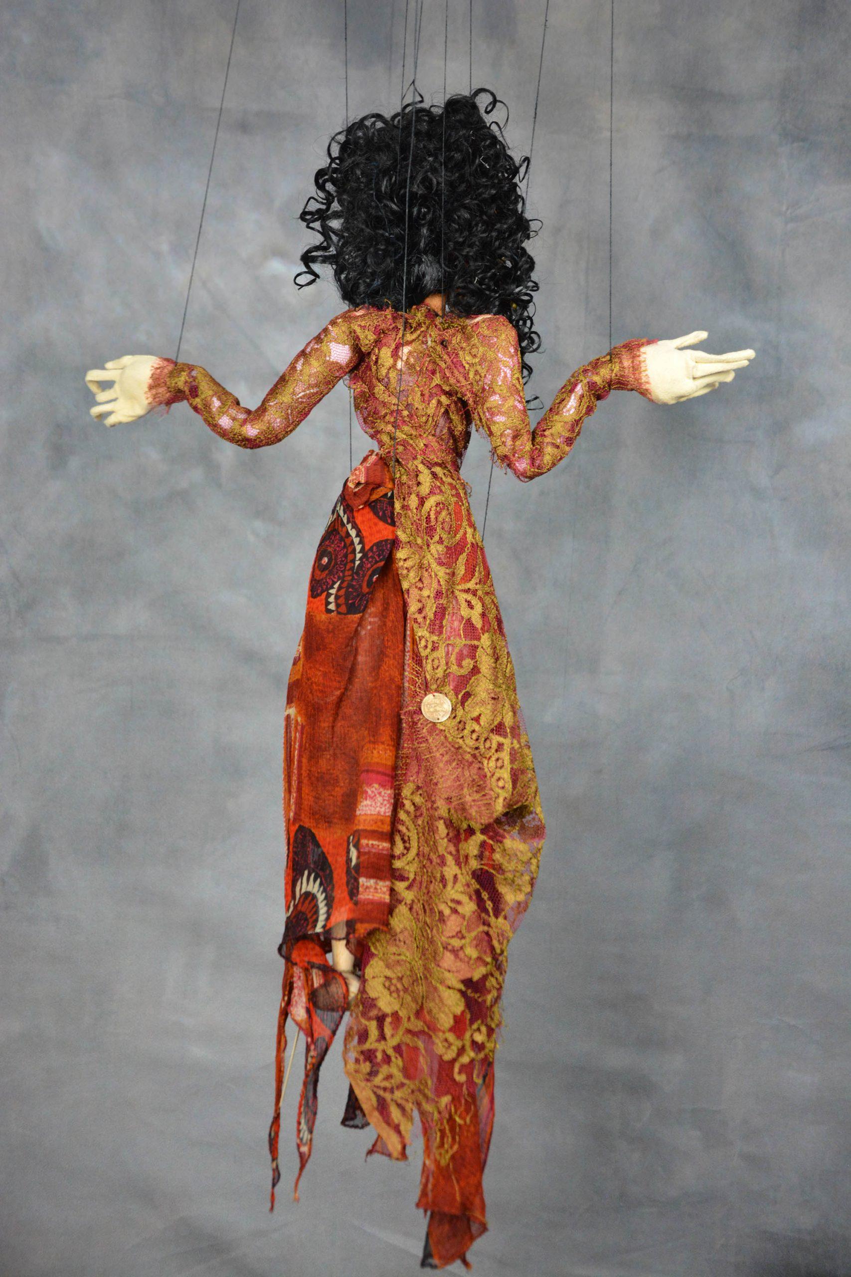 marionnette piece unique esmeralda