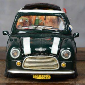 boutique figurine piece artisanale vehicule mini parodie