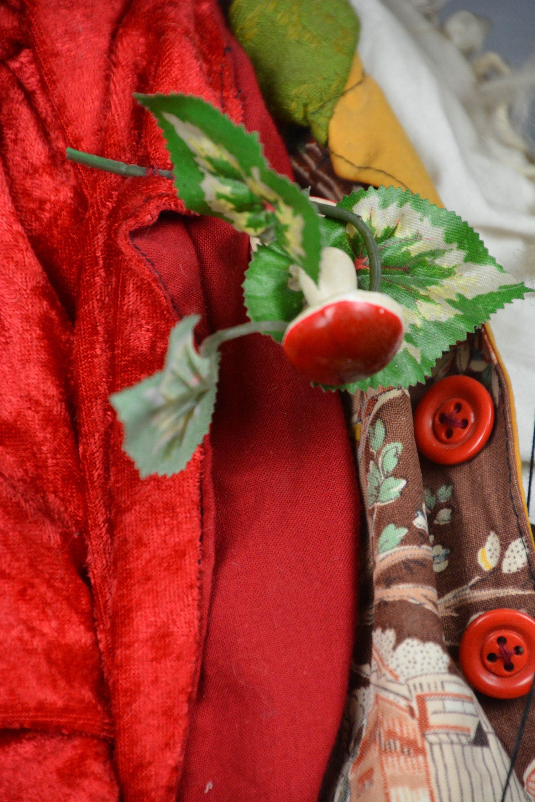 marionnette piece unique papy
