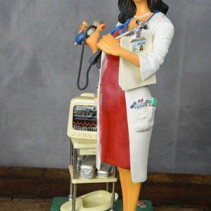boutique figurine piece artisanale docteur parodie
