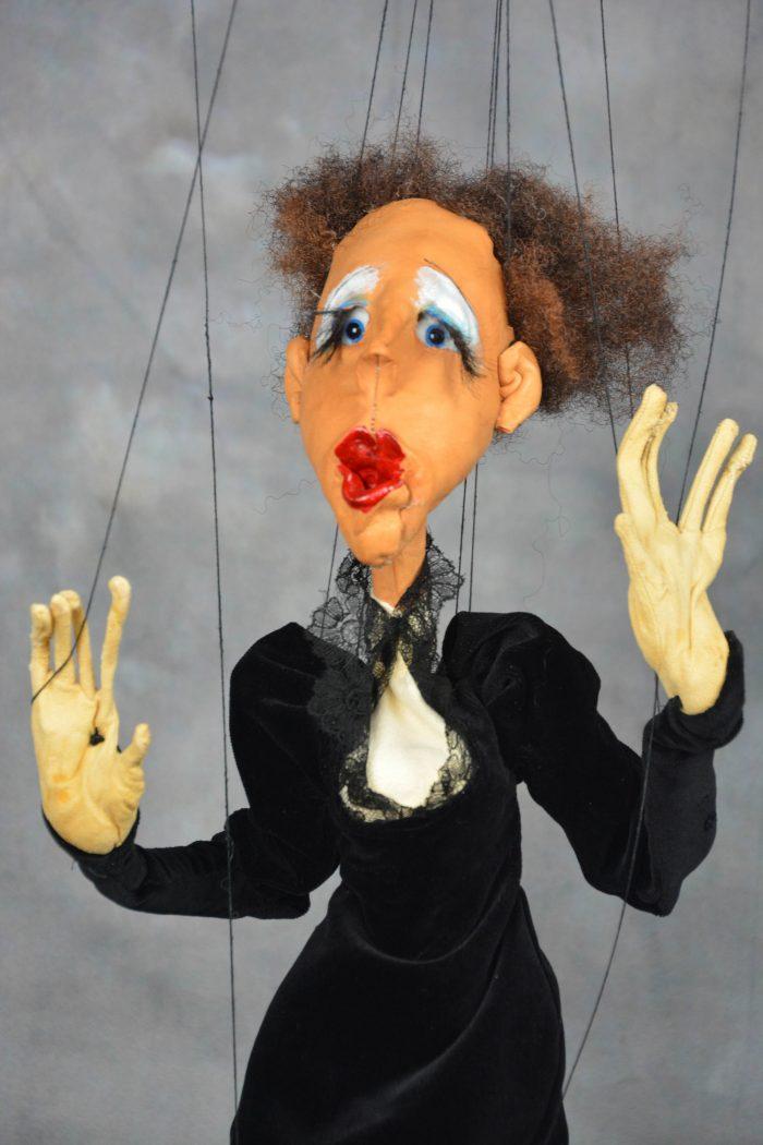 marionnette piece unique Edith Piaf